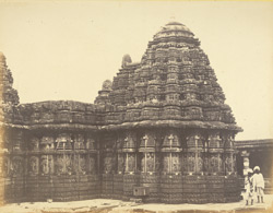 Temple at Somnath-pur 51225